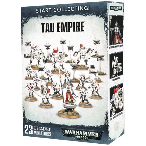 Warhammer 40,000 - Start Collecting! T'au Empire