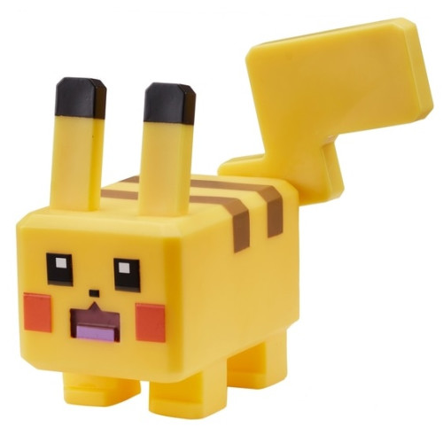 Pokemon Quest Vinyl Figure - Pikachu