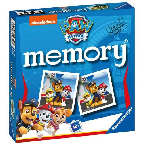 Ravensburger Mini Memory Game Paw Patrol