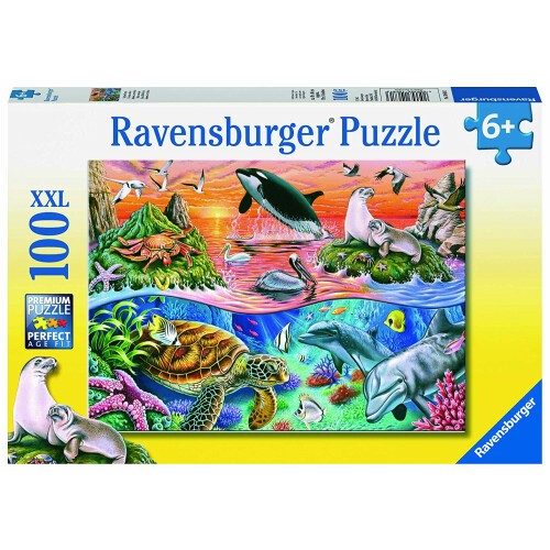 Ravensburger 100 XXL Piece Puzzle Underwater