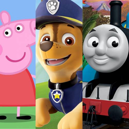 Pre-School Characters