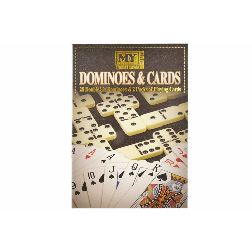 Dominoes & Cards