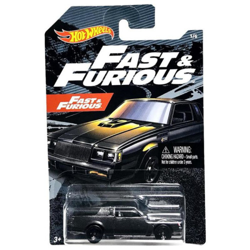Hot Wheels Fast & Furious - Buick Grand National