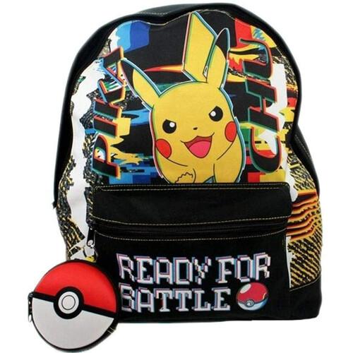 Character Backpack - Pokemon Ready for Battle