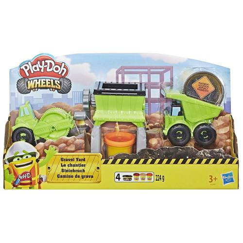 Play-Doh Wheels Gravel Yard