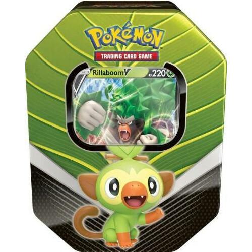 Pokemon TCG Galar Partner Tin - Grookey