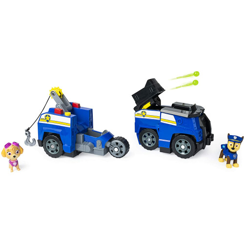 Paw Patrol Split-Second Vehicle Police Cruiser