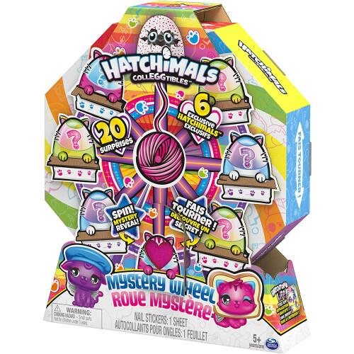 Hatchimals Colleggtibles - Mystery Wheel - Cat Crazy