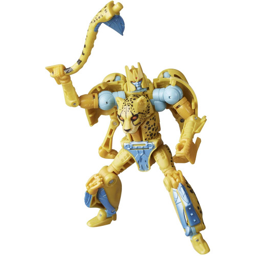 Transformers Kingdom War For Cybertron Trilogy - Deluxe Cheetor