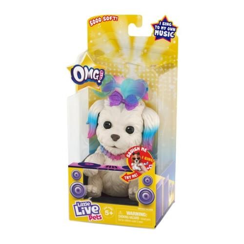 Little Live Pets OMG! Pets Have Talent - Rainbow Pop