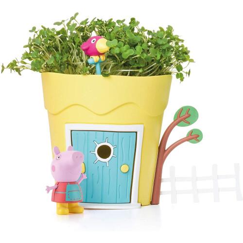 Peppa Pig Grow & Play Pots - Peppa