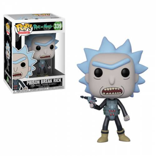 Funko Pop Vinyl Prison Break Rick 339