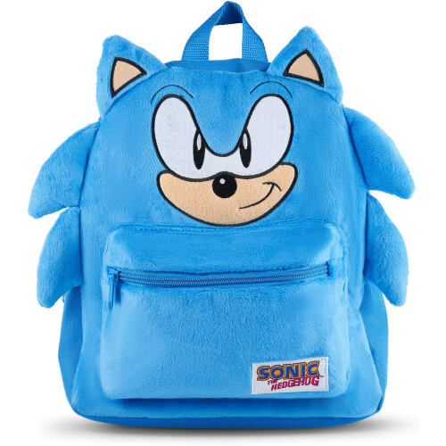 Character Backpack - Sonic The Hedgehog