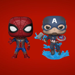 Marvel Pop