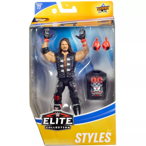 WWE Elite Collection - Summer Slam - AJ Styles