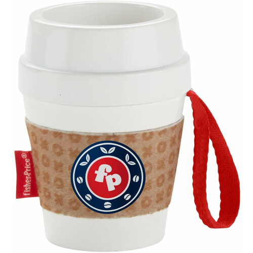 Fisher Price Coffee Cup Teether