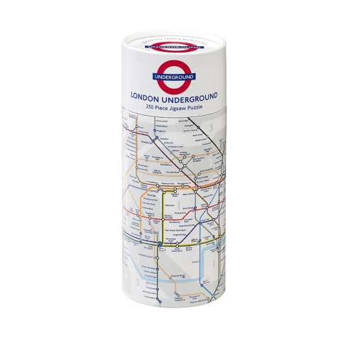 Gibsons London Underground 250pc Puzzle