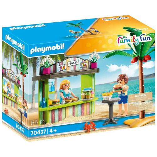 Playmobil  70437 Family Fun Beach Snack Bar