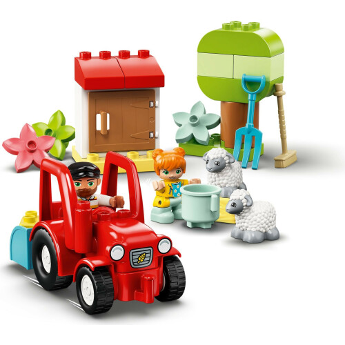 Lego 10950 Duplo Farm Tractor & Animal Care