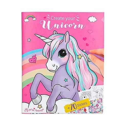 Depesche Ylvi & the Minimoomis Create Your Unicorn