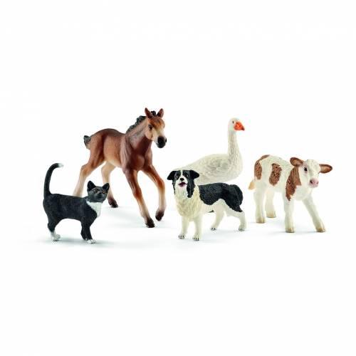 Schleich Farm Life 42386 Assorted Farm World Animals