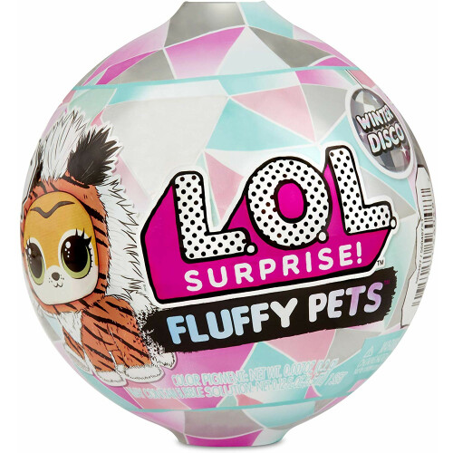 L.O.L. Surprise! Winter Disco Fluffy Pets