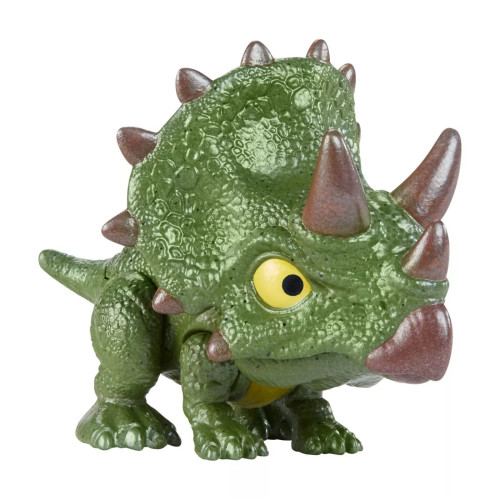 Jurassic World Camp Cretaceous Snap Squad - Triceratops