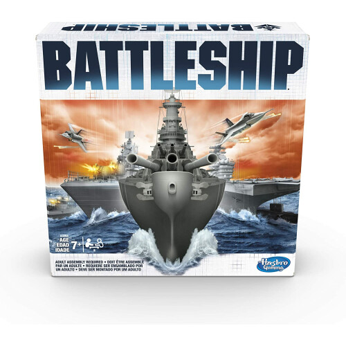 Battleship the Classic Naval Combat Game
