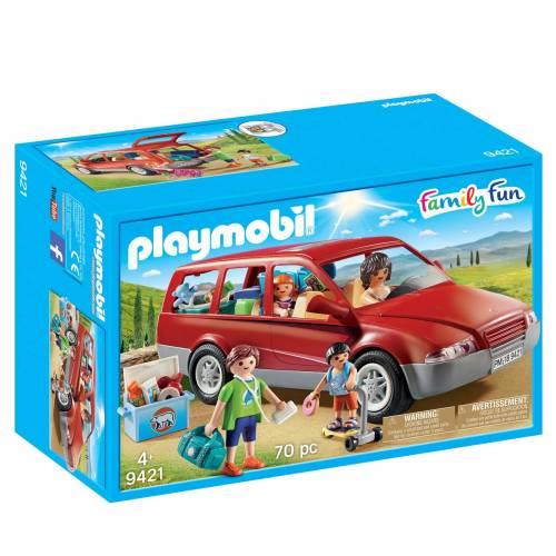Playmobil 9421 Family Fun Family Car