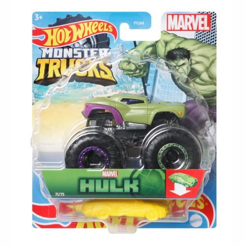 Hot Wheels Monster Trucks - Marvel Hulk