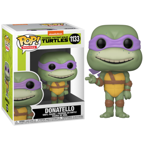 Funko Pop Vinyl - Teenage Mutant Ninja Turtles - Donatello 1133