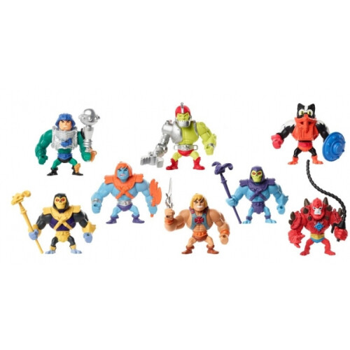 Masters of the Universe Eternia Minis Wave 2