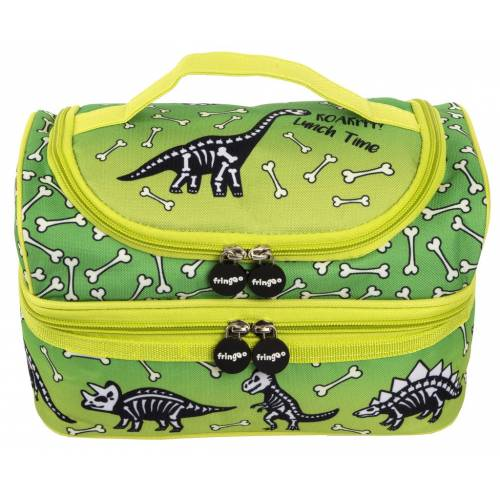 2 Part Lunch Bag - Dino