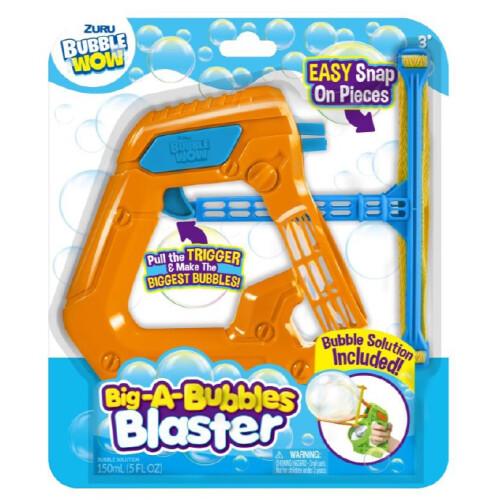 Zuru Bubble Wow Big-A-Bubbles Blaster Orange