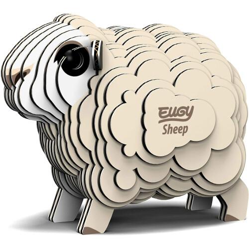 Eugy - 3D Model Craft Kit - Sheep