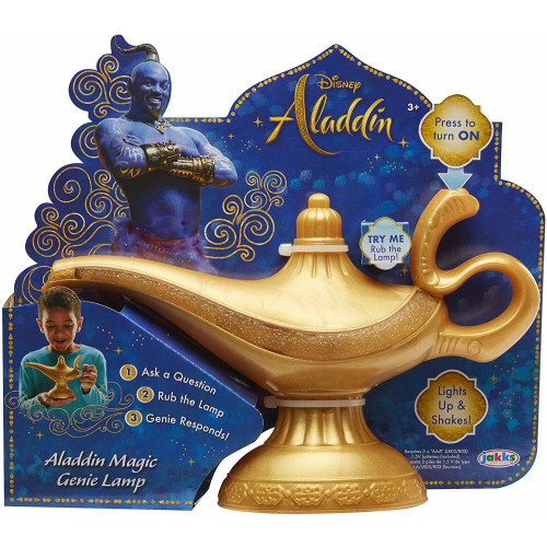Disney Aladdin - Magic Genie Lamp