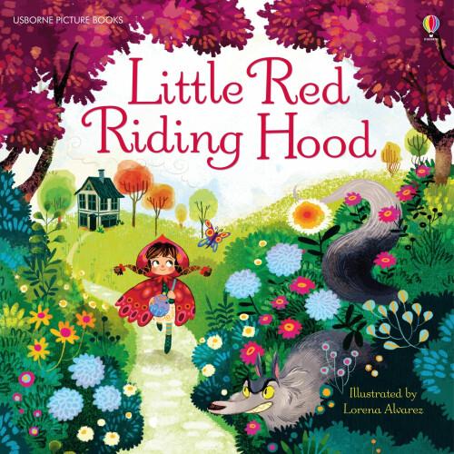 Usborne Books - Little Red Riding Hood