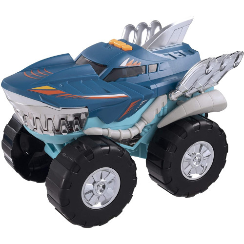 Teamsterz Monster Moverz Robo Shark (Blue)