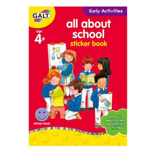 Galt All About School Book