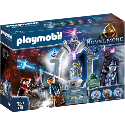 Playmobil 70223 Novelmore Temple of Time
