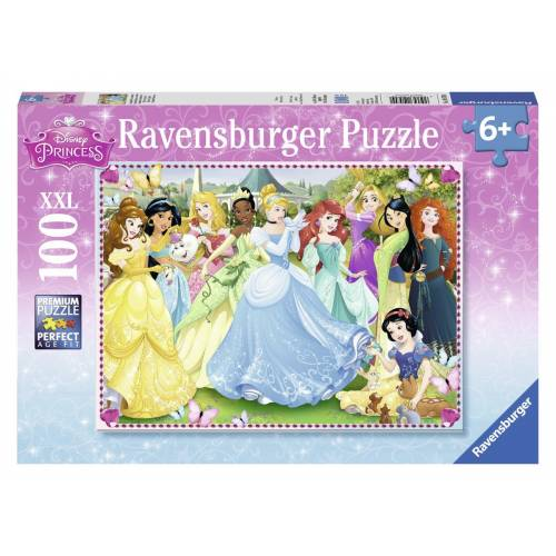 Ravensburger 100 XXL Disney Princess