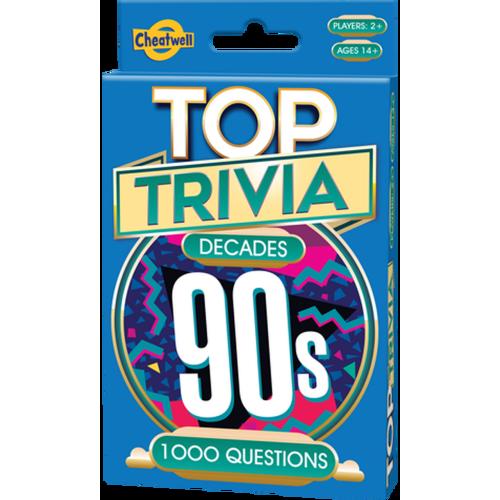 Top Trivia Decades 90s