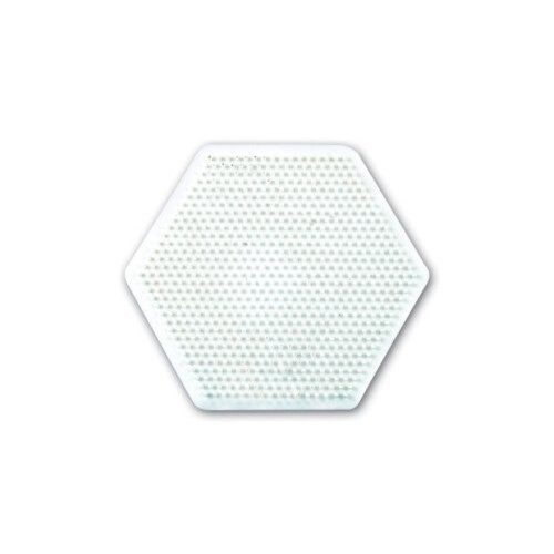 Hama Beads Single Pegboard 276 Large Hexagon