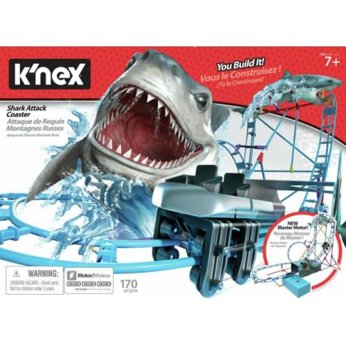 K'nex Shark Attack Coaster