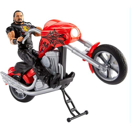 WWE Wrekkin - Slamcycle