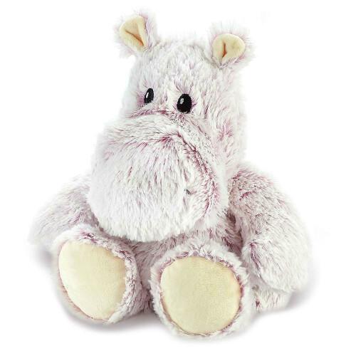 "Warmies Large 13"" - Marshmallow Hippo"