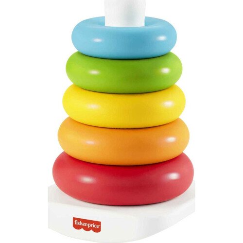 Fisher Price Eco Rock a Stack