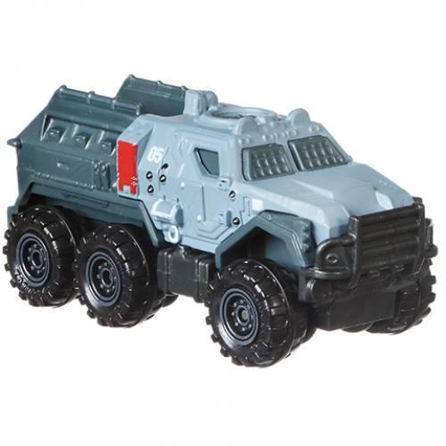 Matchbox Jurassic World Armored Action Truck