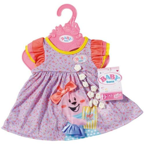 Baby Born Dress - Pop Corn