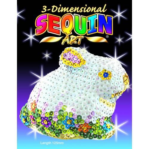 Sequin Art 3D Rabbit 1705